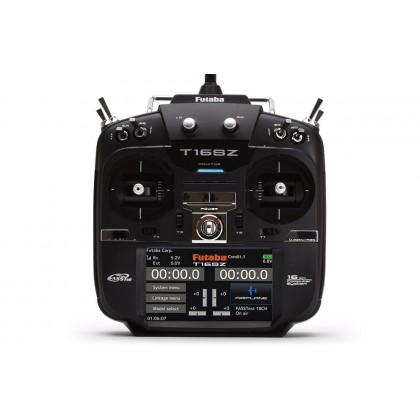 Futaba T16SZ 16 Channel 2.4GHz Radio Transmitter & R7008SB Receiver (Mode 2)