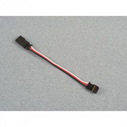 Futaba Extension Lead (HD) 100mm P-LGL-FTX0100