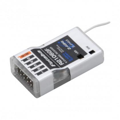 Futaba R2106GF Receiver 2.4GHz S-FHSS (Air)