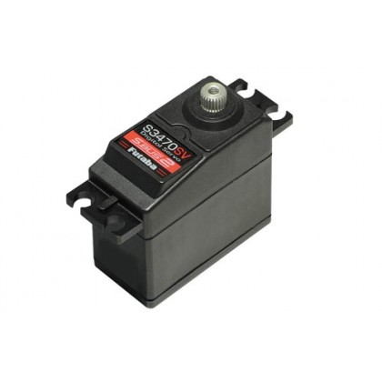 Futaba S3470SV Standard High Voltage Servo S-BUS2 10.0Kg