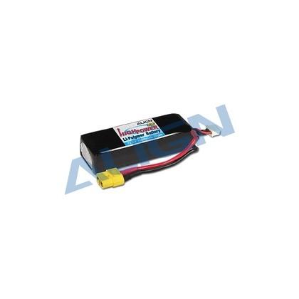 Align 3S 11.1V 1800mAh 30C Lipo Battery HBP18001T
