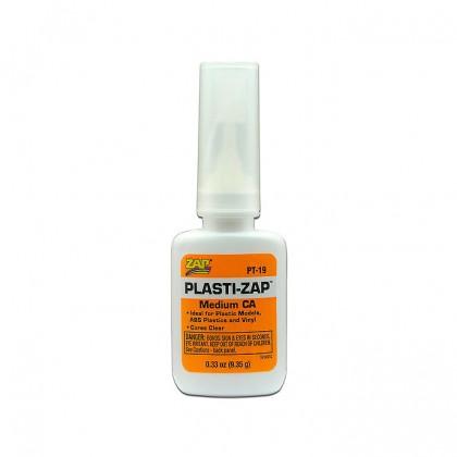 ZAP PLASTI-ZAP Medium CA 0.33 oz. PT-19