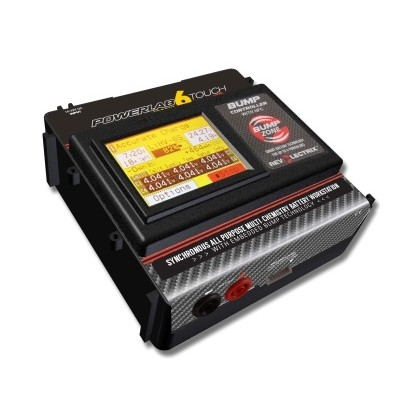 CellPro PowerLab 6 Touch Multi-Chemistry 1000W Battery Workstation LC06S40AT-MC