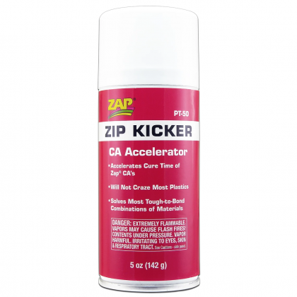 ZAP Zip Kicker Aerosol Can 5oz (142g) PT50