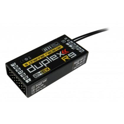 Jeti Duplex 2.4EX Receiver R9 JDEX-R9