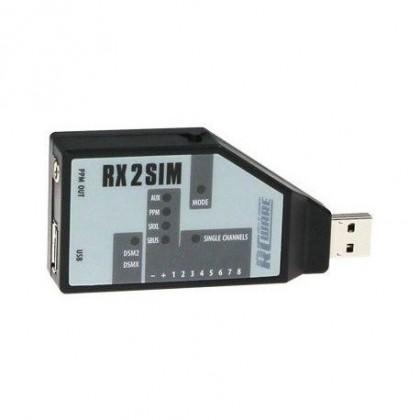 RCWare RX2SIM Wireless Multi-Sim Adaptor RCWT300140