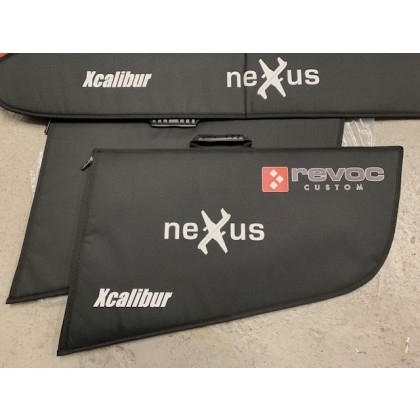 "Revoc Wing Boom & Tail Bag Set for the JSM Xcalibur M 185cm/73"""