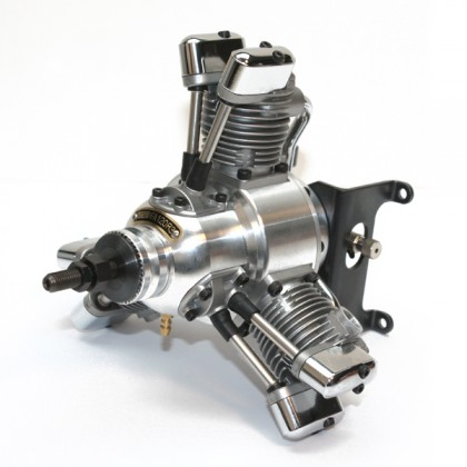 Saito FA-120R3 Radial Engine SAT120R3