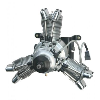 SAITO FG-33R3 RADIAL PETROL ENGINE SAT33R3FG