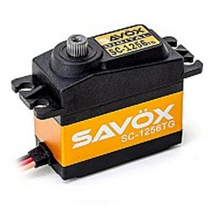Savox SC-1256TG High Torque Coreless Digital Servo 20KG