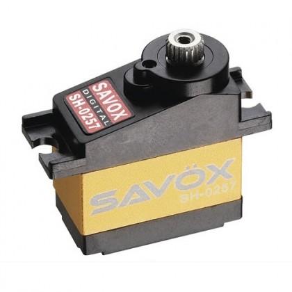 Savox SH-0257MG Micro Digital Servo 2.2KG