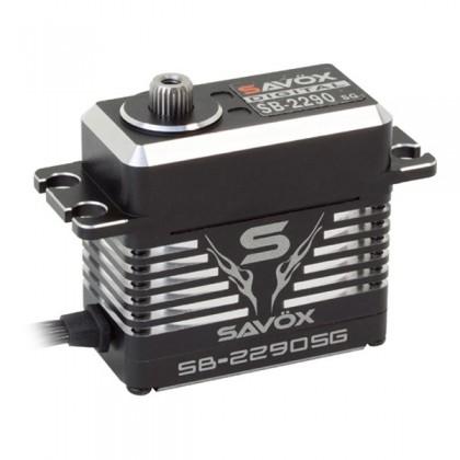 Savox SB2290SG HV CNC Monster Brushless Servo 50KG