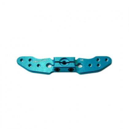 Secraft Hitec 2.5(M3) Offset Arm (Blue) SEC110
