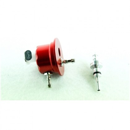 Secraft Refueling Cap V2 (Red) SEC128