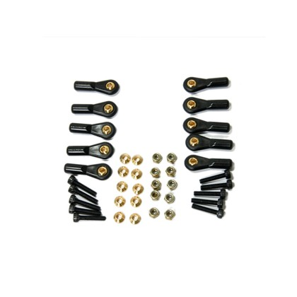 Secraft BS Ball Links V1 M3 Brass (10 Per Pack) SEC132