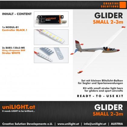 UniLight Glider Small Lighting Set