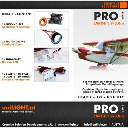 UniLight Pro Large Lighting Set