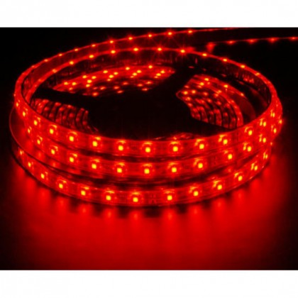 Red High quality waterproof LED Strip Ideal for Night Flying Sold Per Meter