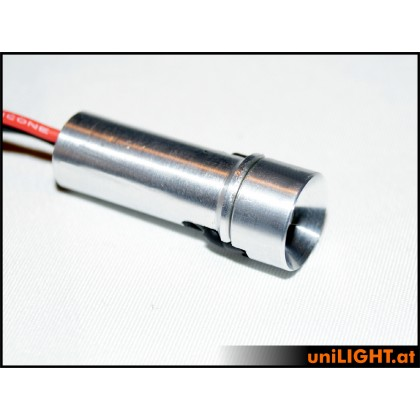 UniLight 4W Aluminium Spotlight 12mm White