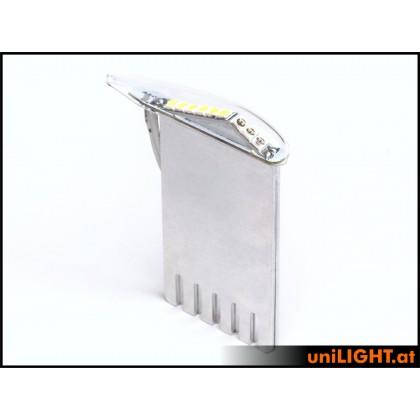 Unilight 20Wx2 Navigation & Strobe 6mm T-Fuse GREEN DUAL6F-200x2-GNWE
