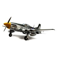 """Hangar 9 P-51D Mustang 20cc ARF 69.5"""" HAN2820"""