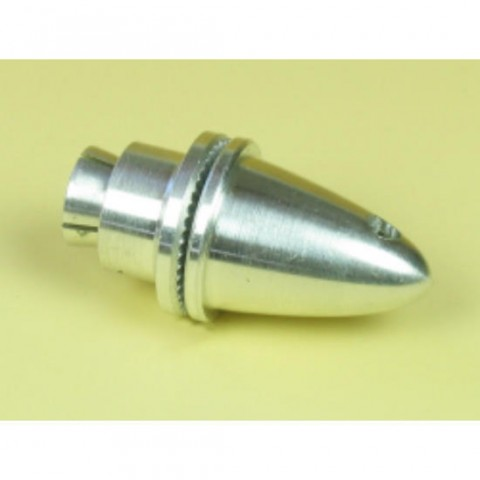 4.0mm Prop Adaptor With Spinner (Prop 11mm) By J Perkins