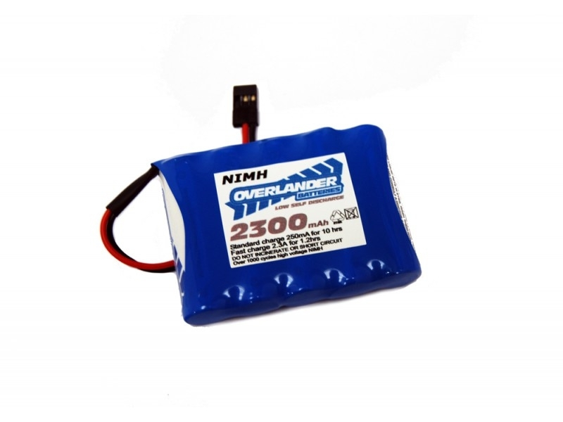 6.0v Receiver Packs