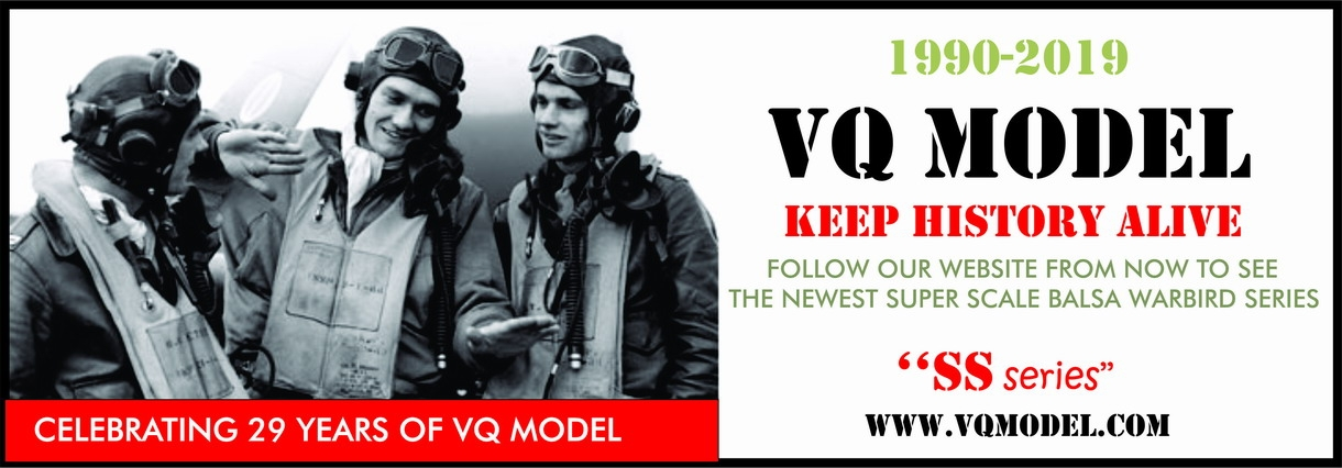 VQ Models ARF - Nexus Modelling Supplies