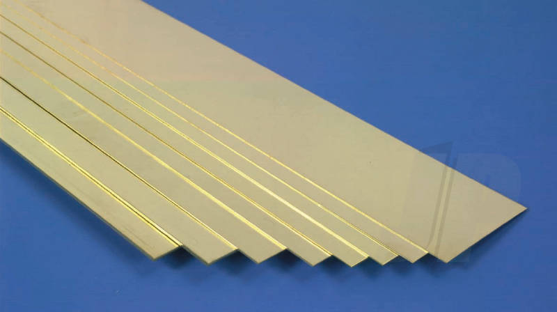 K&S Brass Strip