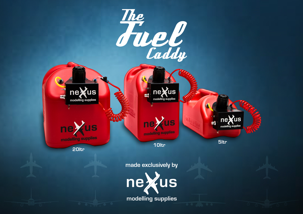 Nexus Fuel Caddys