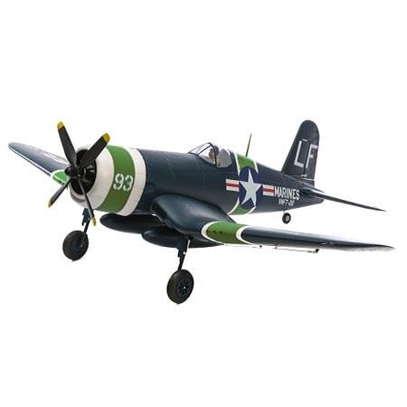 E-Flite F4U-4 Corsair