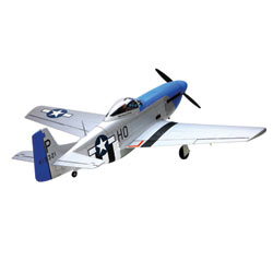 Hangar 9 P-51D Mustang 60