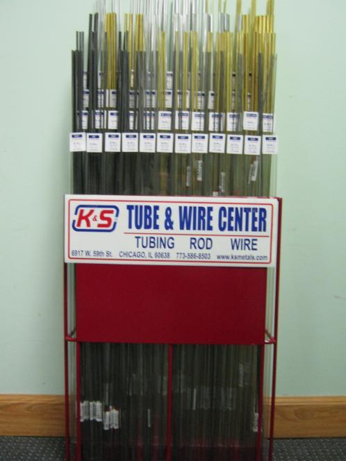 K&S Music Wire Piano Wire