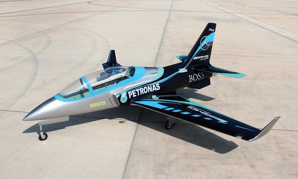 Pilot RC Viper Jet