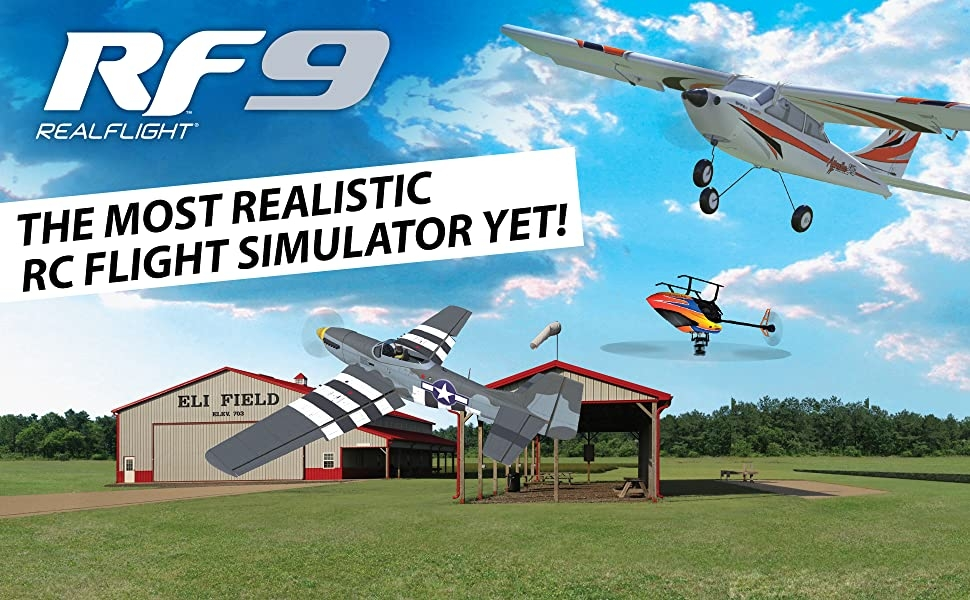Realflight PC Flight Sim