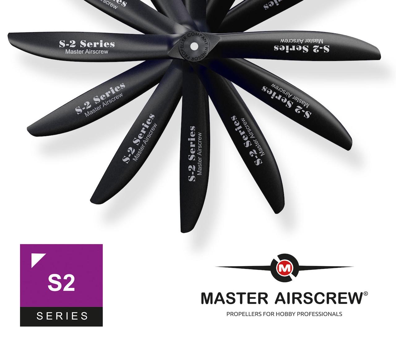 Master Airscrew Scimitar S2 Series