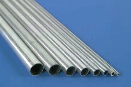 K&S Round Aluminium Tube