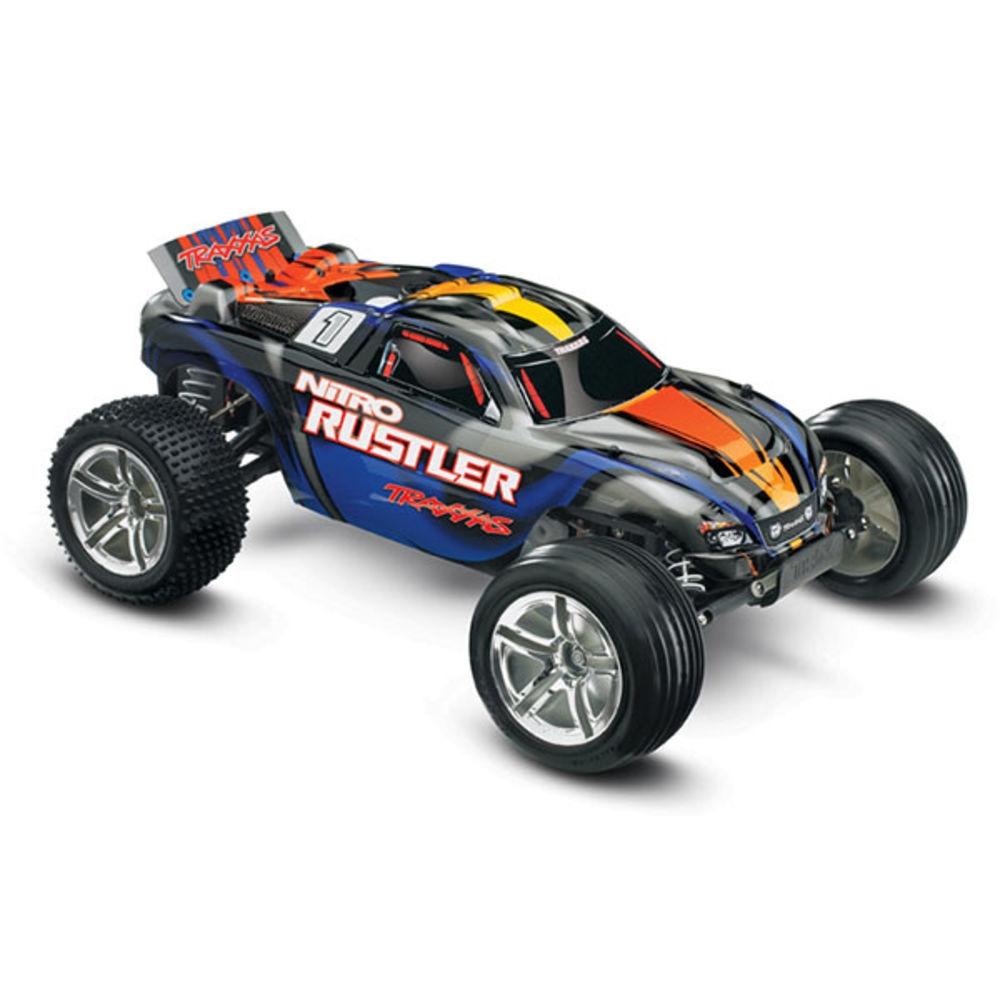 Nitro Rustler 1/10 2WD 44096-3