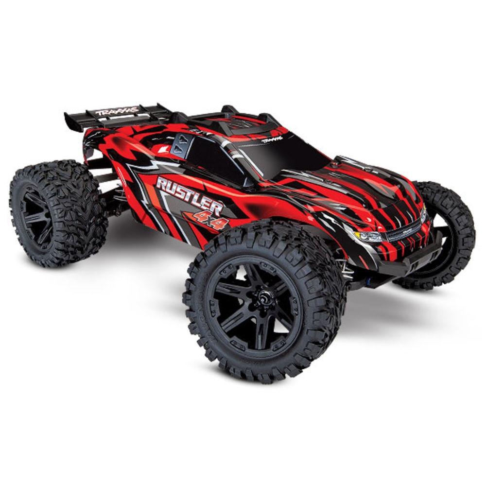 Rustler 4X4 1/10 4WD 67064-1