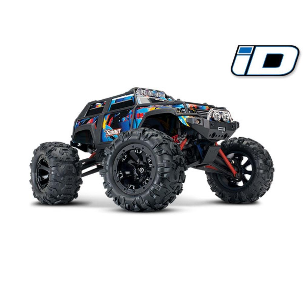 Summit 1/16 4WD 72054-5