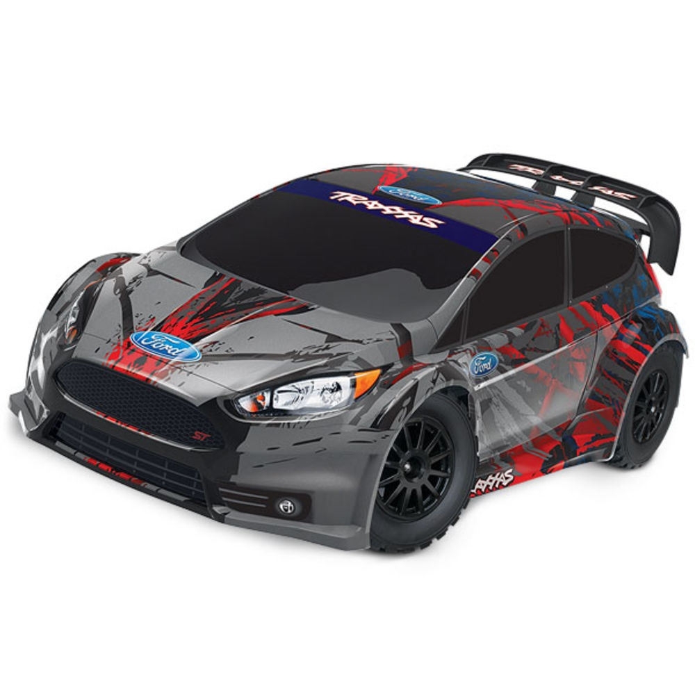 Ford Fiesta ST Rally 1/10 74054-4