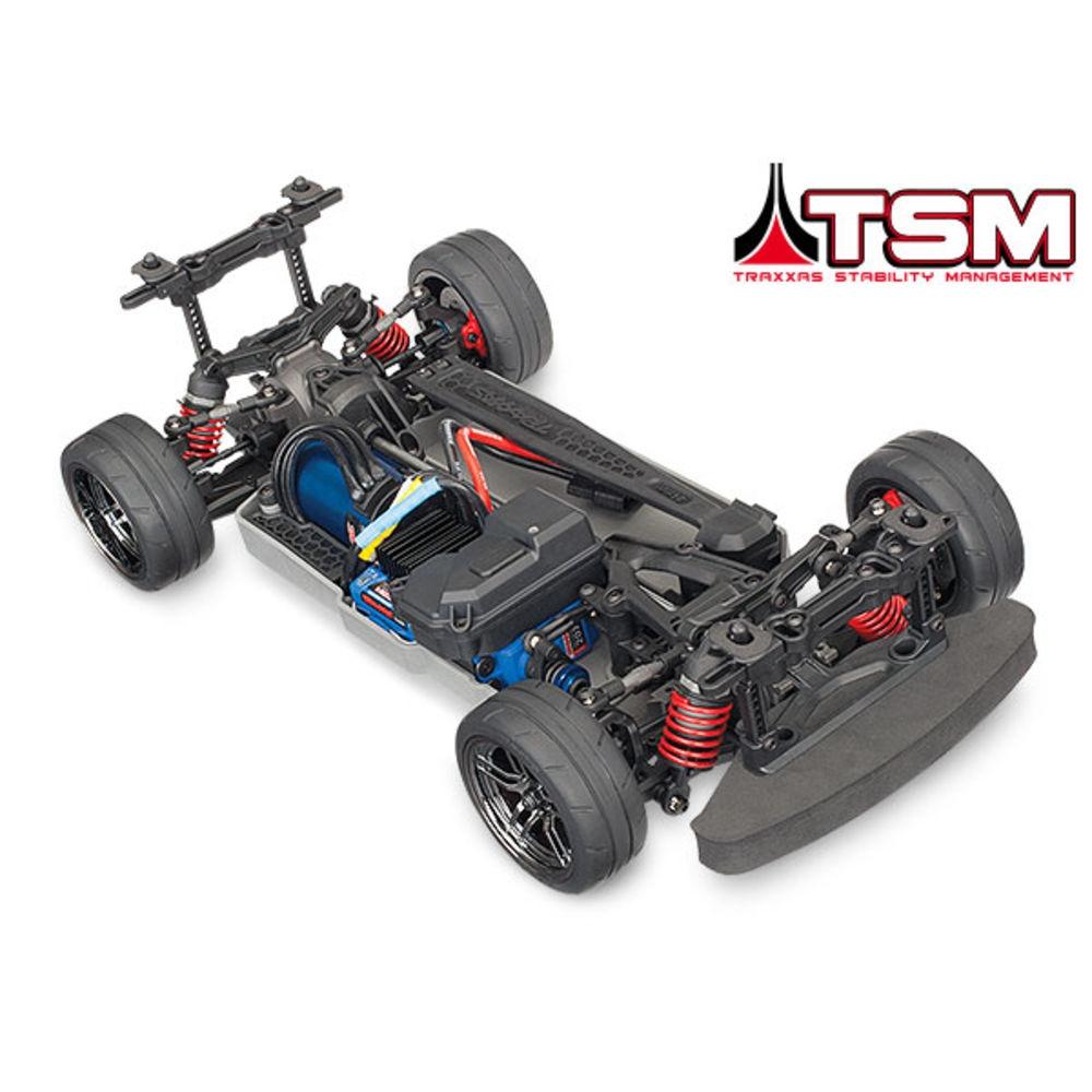 4-Tec 2.0 VXL 1/10 AWD 83076-4