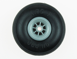 Dubro Treaded Low Bounce Wheels