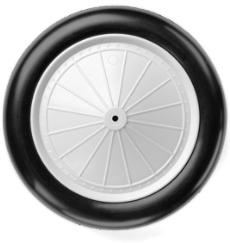Dubro Vintage Scale Wheels