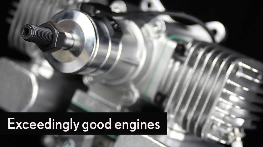 NEW! Stinger Engines