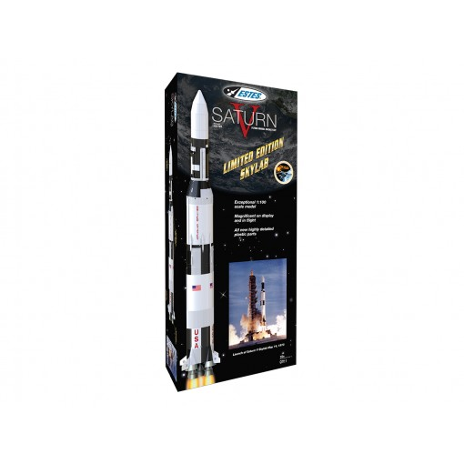 Estes Saturn V Skylab Model Rocket Kit ES1973