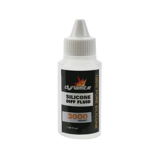 Dynamite Silicone Diff Fluid 3000 Weight DYN2652