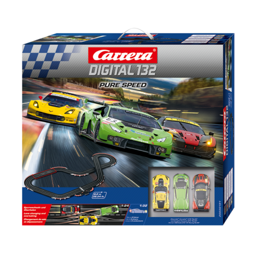 Carrera Digital 1/32 Scale Pure Speed CA30191