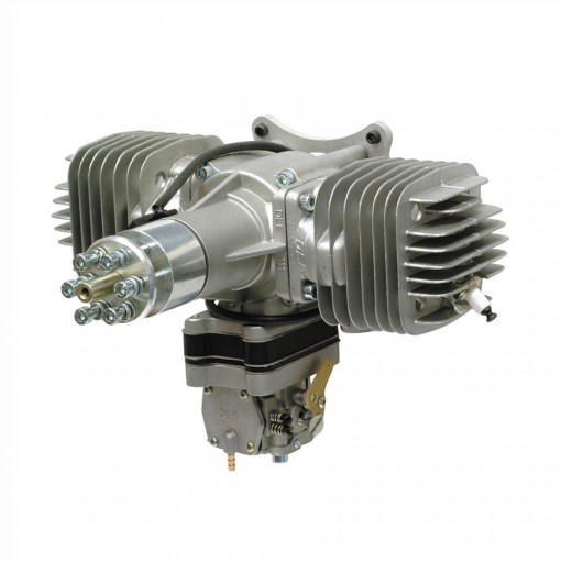 DLE-111 Twin Two Stroke Petrol Engine DLE111