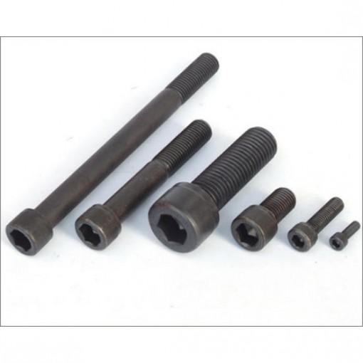 Socket Caphead Steel Bolt M3 x 25mm